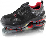 4-750 ALLROUND AQUA LOW schwarz/rot
