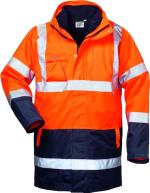 23549 TRAVIS fluoreszierend orange/marine